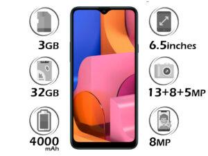 گوشی سامسونگ Galaxy A20s گنجایش 32GB