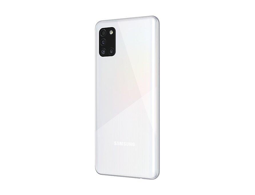 گوشی سامسونگ Galaxy A31 گنجایش 128GB سفید