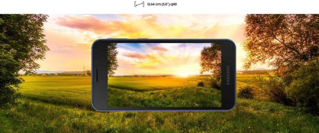 مشخصات گوشی a2 core