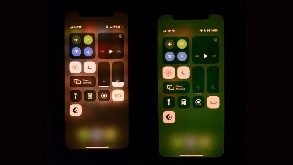 سبز شدن نمایشگر آیفون 11 به دلیل باگ نرم افزاری در iOS 13.5