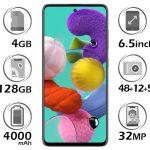گوشی سامسونگ Galaxy A51 گنجایش 128GB