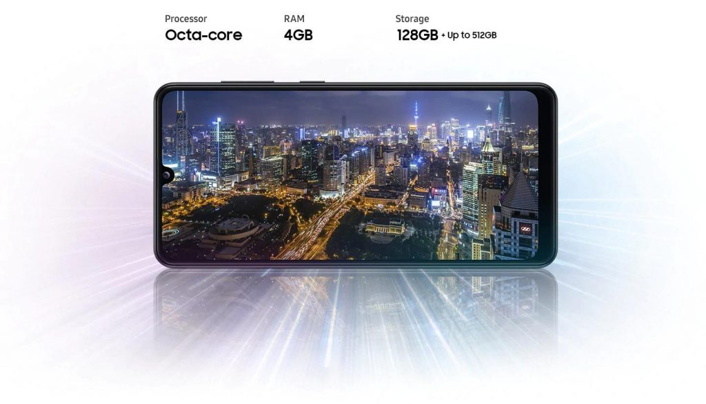 گوشی سامسونگ Galaxy A31 گنجایش 128GB