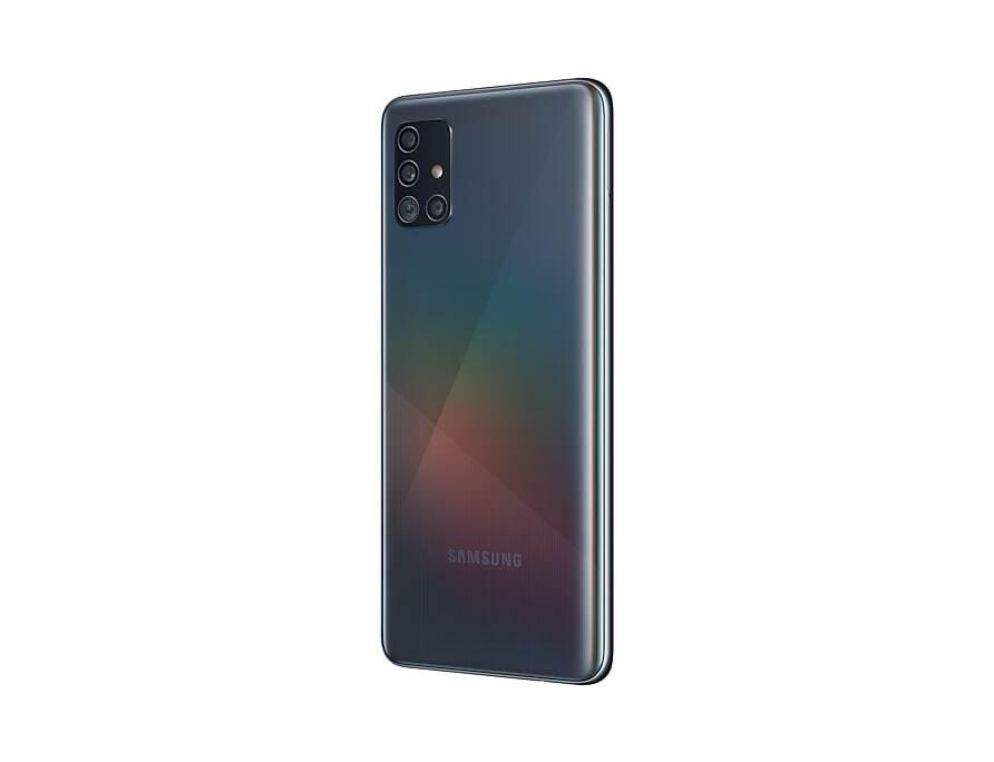 گوشی سامسونگ Galaxy A51 گنجایش 128GB مشکی