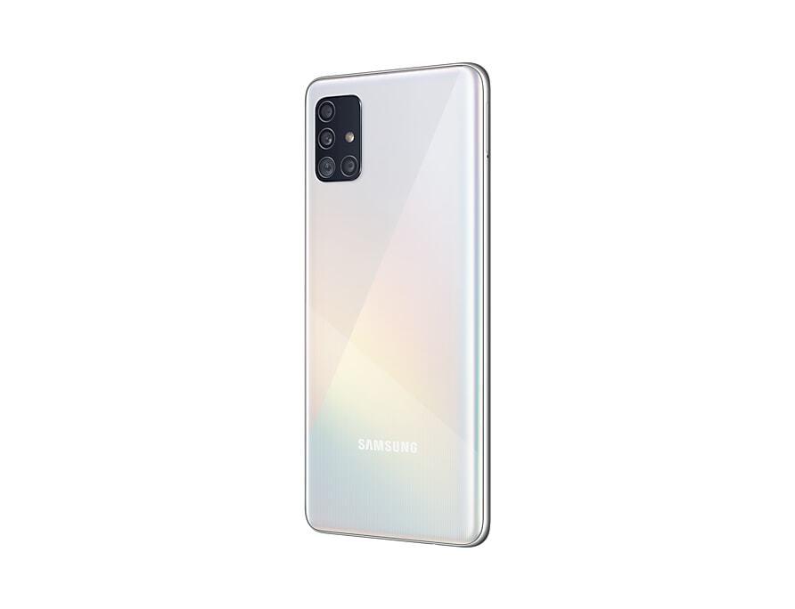 گوشی سامسونگ Galaxy A51 گنجایش 128GB سفید