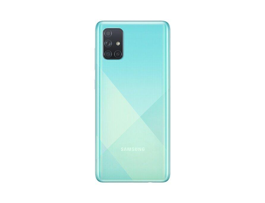 گوشی سامسونگ Galaxy A71 گنجایش 128GB آبی