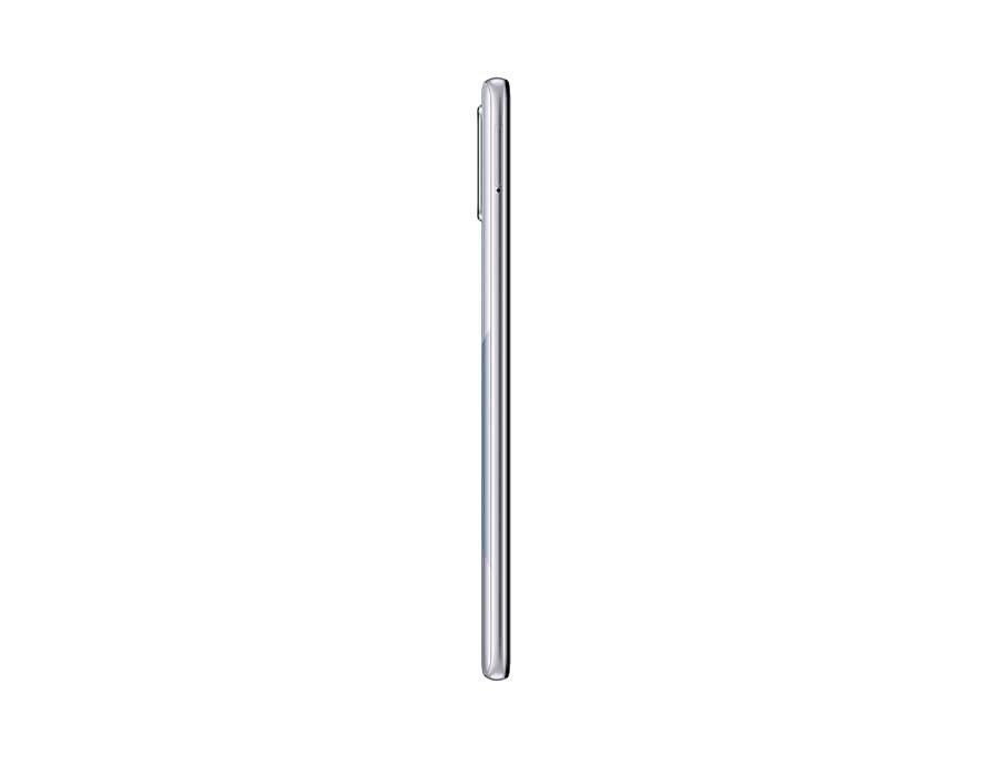 گوشی سامسونگ Galaxy A71 گنجایش 128GB نقره ای