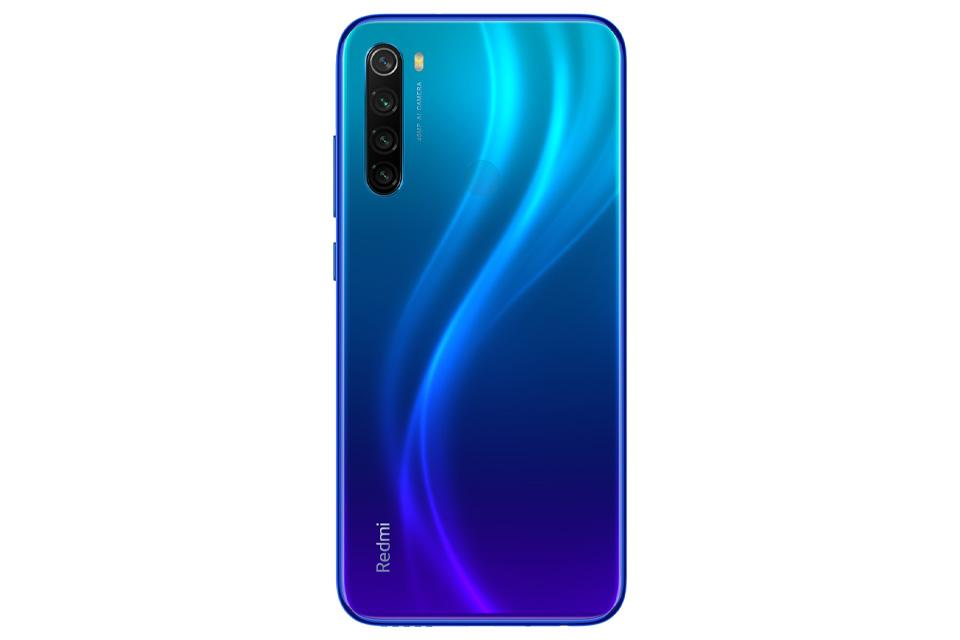 گوشی شیائومی Redmi Note 8 آبی