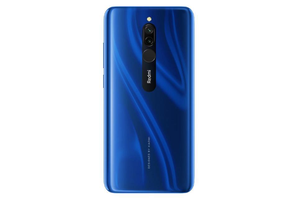گوشی شیائومی Redmi 8 گنجایش 64GB با 4 گیگابایت رم آبی