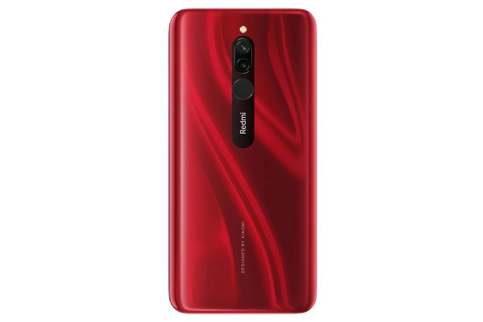 گوشی شیائومی Redmi 8 گنجایش 64GB با 4 گیگابایت رم قرمز