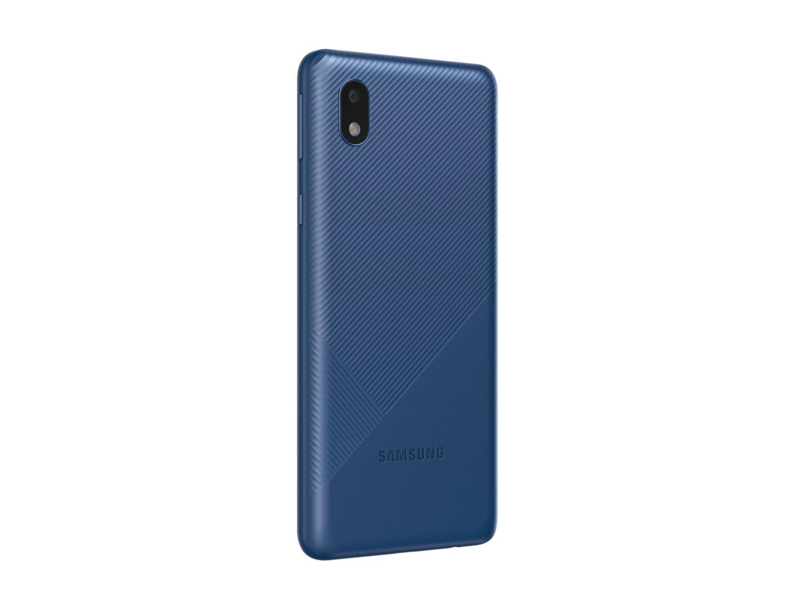 گوشی سامسونگ Galaxy A01 Core گنجایش 16GB آبیگوشی سامسونگ Galaxy A01 Core گنجایش 16GB آبی