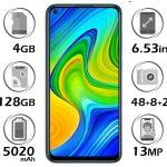 گوشی شیائومی Redmi Note 9 گنجایش 128GB با 4 گیگابایت رم