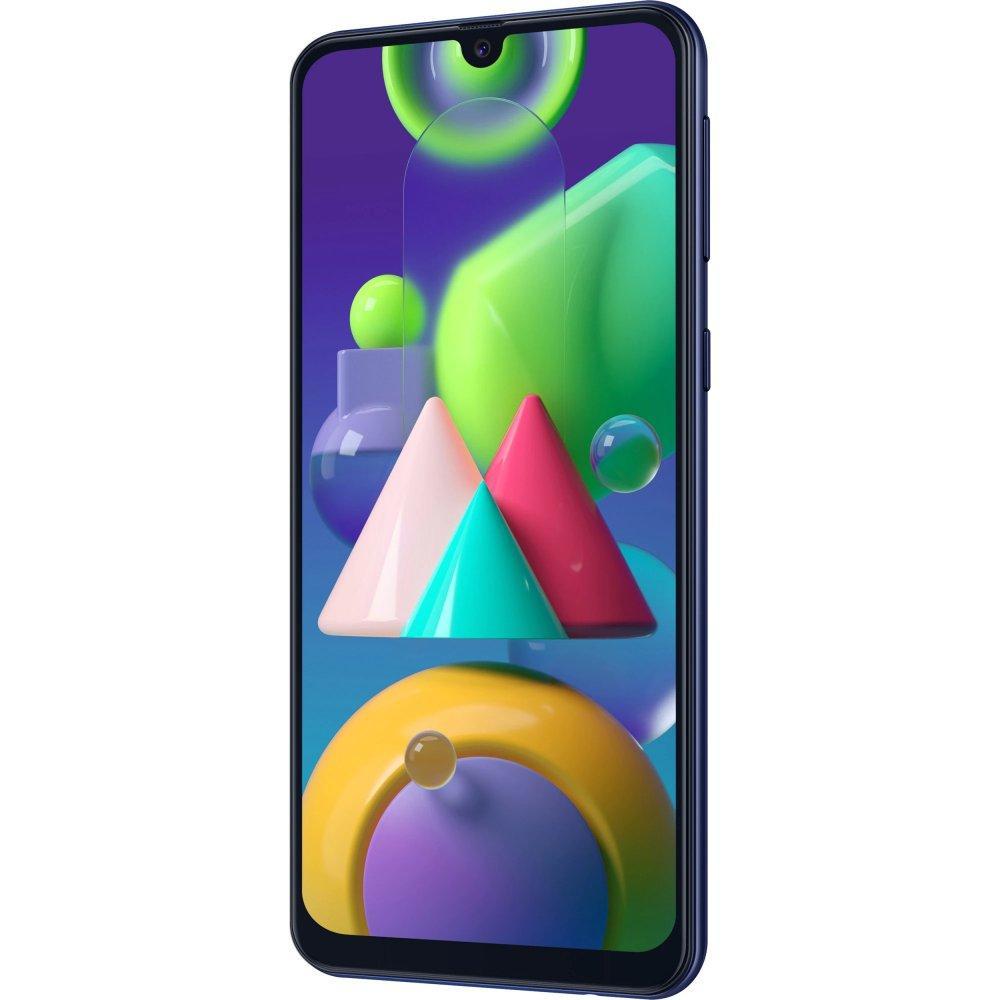 گوشی سامسونگ Galaxy M21 حافظه 64GB رم 4GB آبی