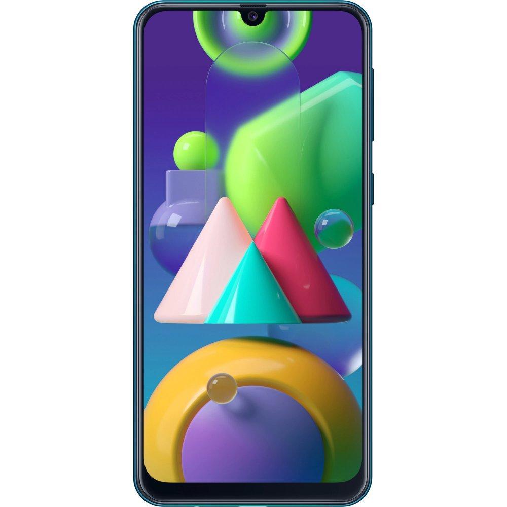 گوشی سامسونگ Galaxy M21 حافظه 64GB رم 4GB سبز