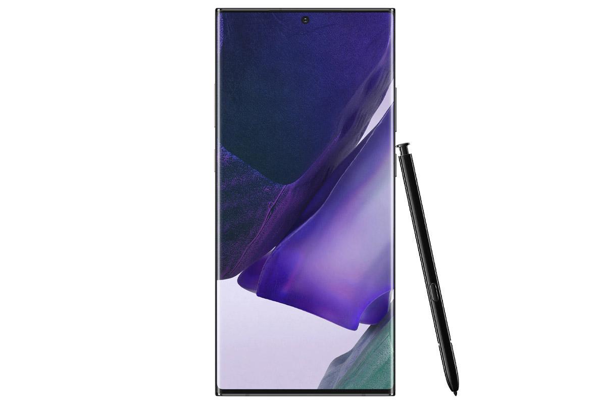 گوشی سامسونگ Galaxy Note20 Ultra 5G گنجایش 256GB رم 12GB مشکی