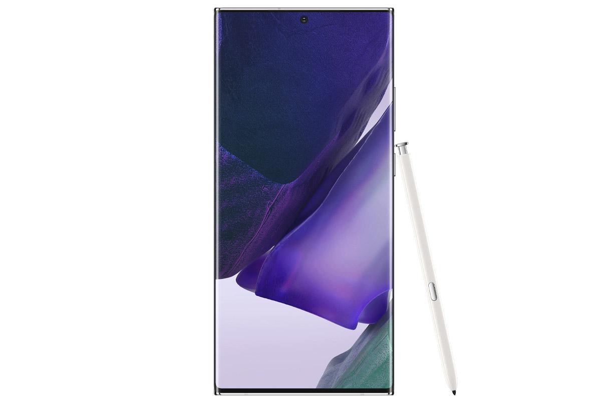 گوشی سامسونگ Galaxy Note20 Ultra 5G گنجایش 256GB رم 12GB سفید