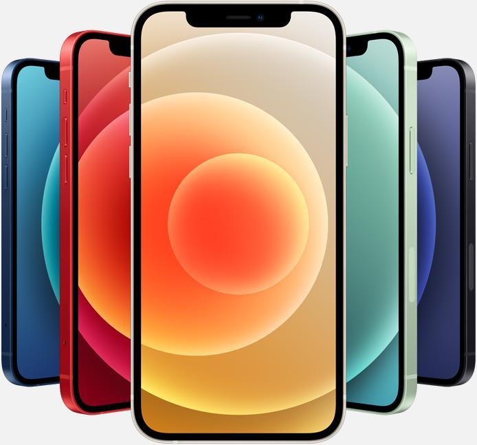 گوشی اپل آیفون 12 حافظه 128 گیگابایت