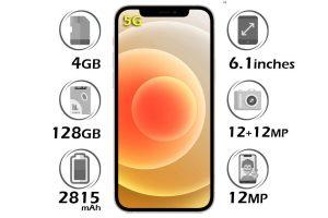 گوشی آیفون 12 اپل 128 گیگابایت