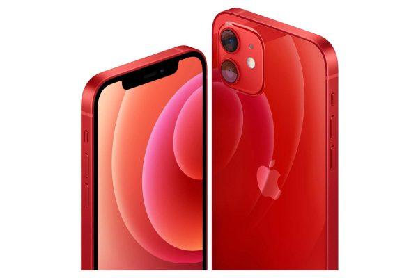 گوشی آیفون 12 اپل 128 گیگابایت قرمز