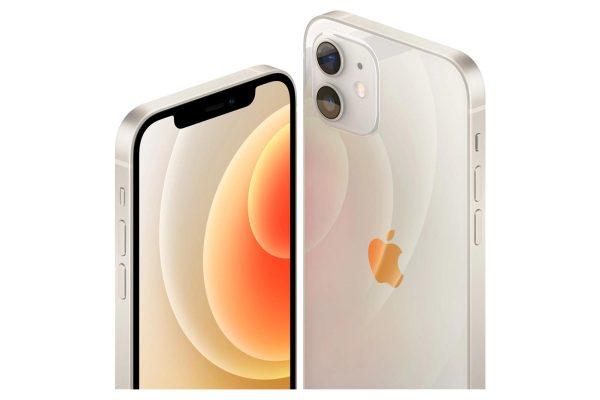 گوشی آیفون 12 اپل 128 گیگابایت سفید