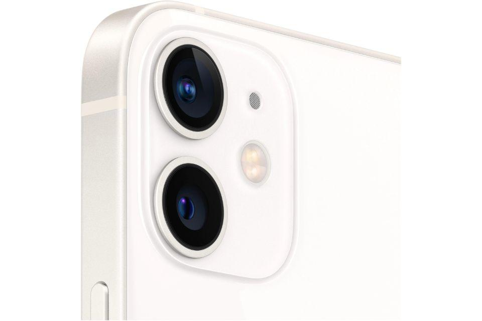 گوشی اپل آیفون 12 مینی حافظه 128GB رم 4GB سفید