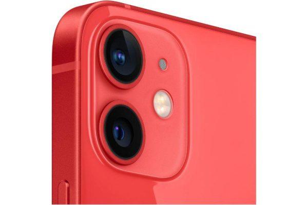 گوشی اپل آیفون 12 مینی حافظه 128GB رم 4GB قرمز
