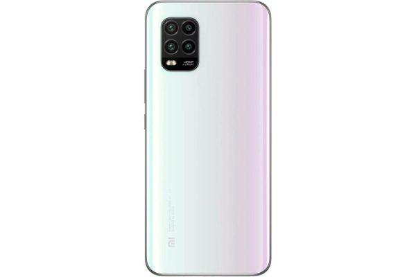 گوشی شیائومی Mi 10 Lite 5G حافظه 128GB با 6 گیگابایت رم سفید