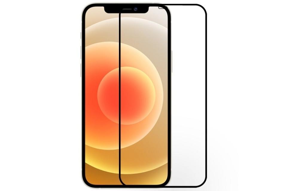 گلس محافظ سرامیکی مات اپل آیفون مدل 12 مینی