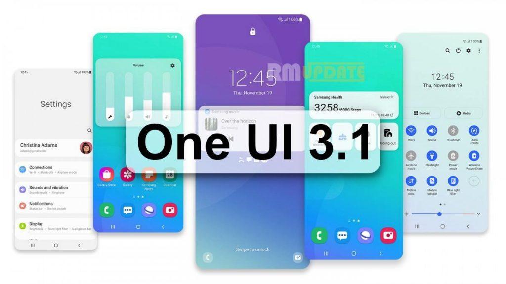 دریافت آپدیت OneUI 3.1 اندروید 11 در گلکسی A70