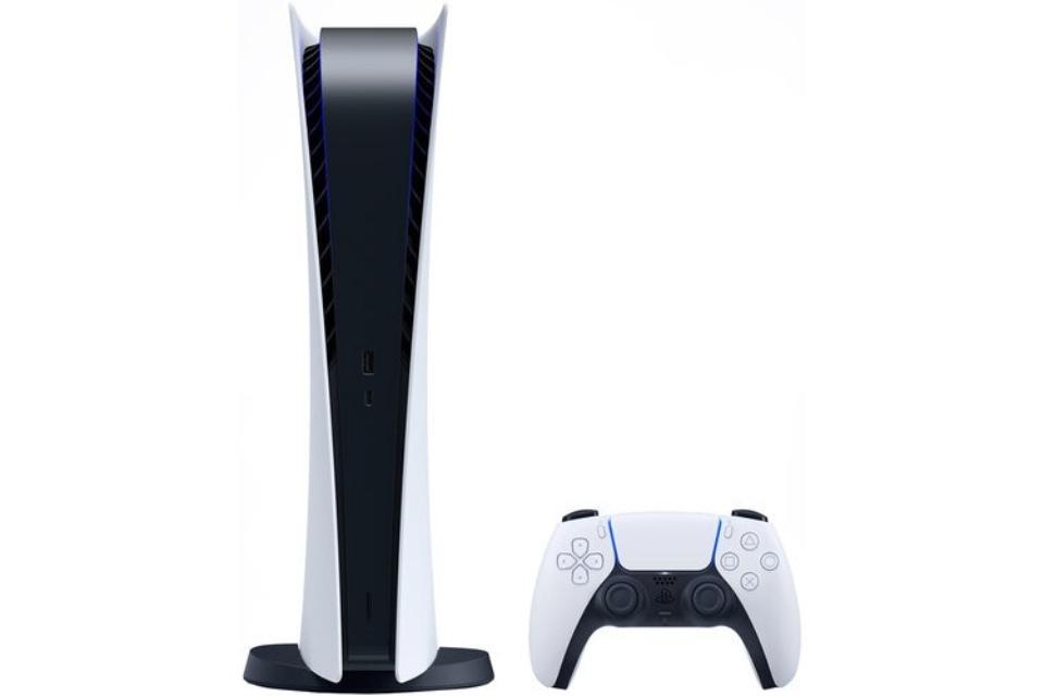 کنسول بازی سونی PlayStation 5 Digital Edition ظرفیت ۱ ترابایت