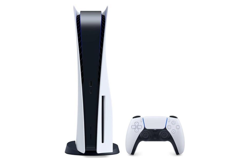 کنسول بازی سونی PlayStation 5 ظرفیت ۱ ترابایت