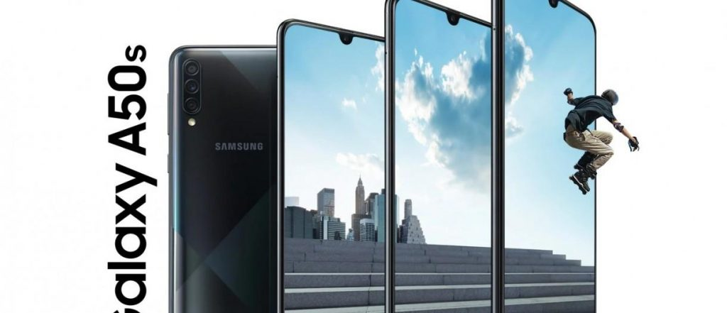 New Samsung Galaxy A50s update brings Single Take, Night Hyperlapse and My Filters