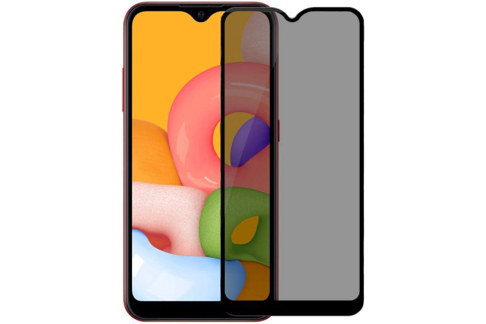 گلس محافظ سرامیکی مات سامسونگ Galaxy A01