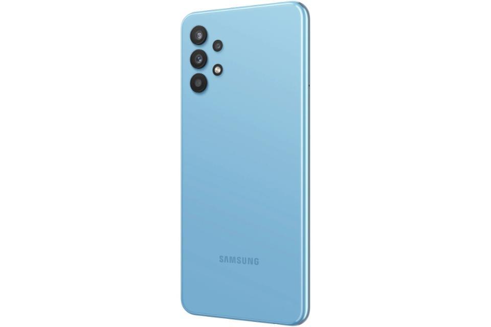 گوشی سامسونگ Galaxy A32 5G حافظه 128 گیگابایت رم 6 گیگابایت آبی