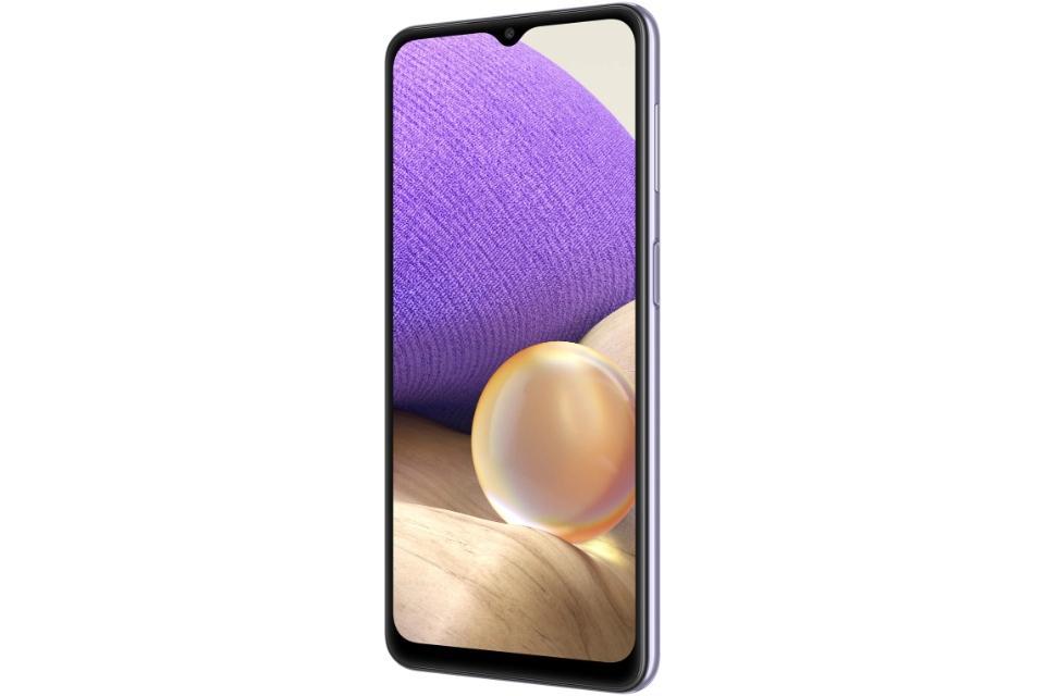 گوشی سامسونگ Galaxy A32 5G حافظه 128 گیگابایت رم 6 گیگابایت بنفش