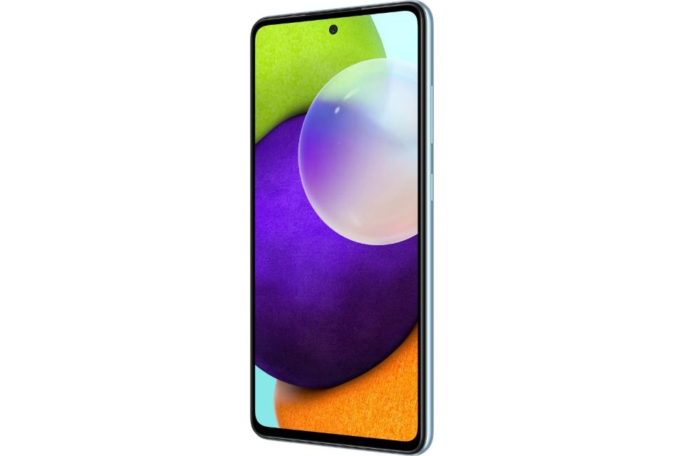 گوشی سامسونگ Galaxy A52 حافظه 256 گیگابایت رم 8 گیگابایت آبی