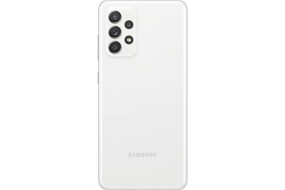 گوشی سامسونگ Galaxy A52 حافظه 256 گیگابایت رم 8 گیگابایت سفید