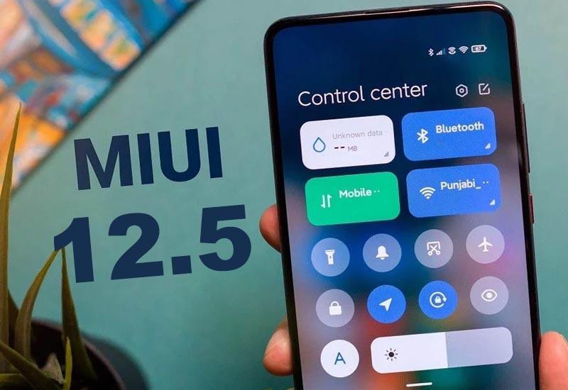 دریافت آپدیت MIUI 12.5 در Mi 10 و Mi 10 Pro شیائومی