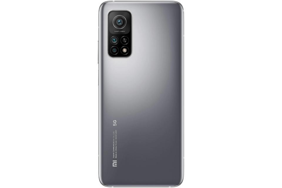 گوشی شیائومی Mi 10T 5G حافظه 128GB رم 6GB نقره ای
