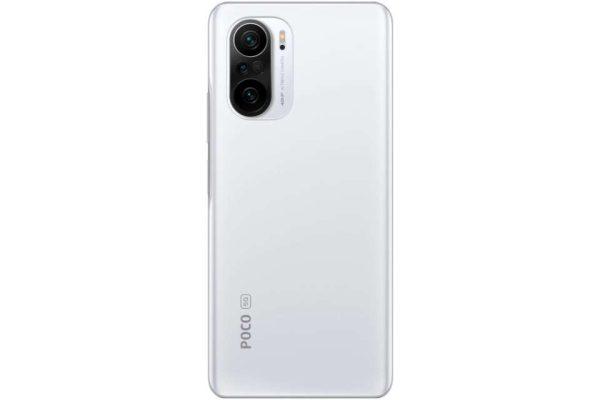 پنل پشتی گوشی پوکو F3 شیائومی حافظه 128 گیگابایت رم 6 گیگابایت سفید