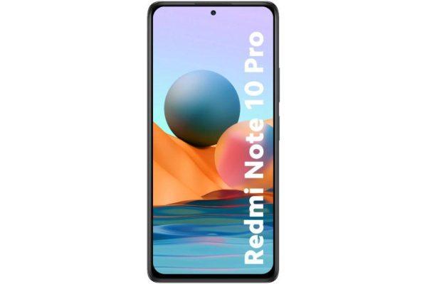 گوشی شیائومی Redmi Note 10 Pro حافظه 128 گیگابایت رم 6 گیگابایت مشکی
